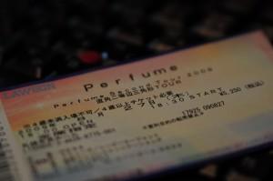 Perfume 2009 直角二等辺三角形ツアー