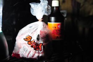冷凍丸肉&ベルタレ