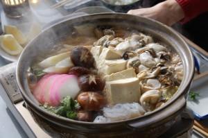 松島かき鍋クルーズ最高です