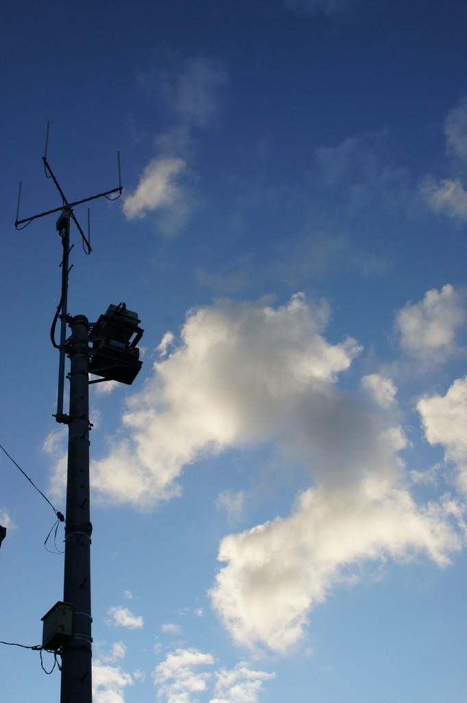 移動体通信 1/250 f11 ISO200