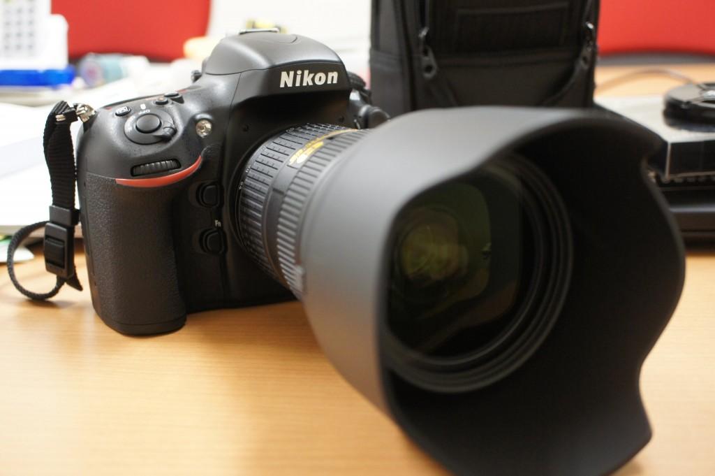 Nikon D800 + AF-S 24-70/2.8 G